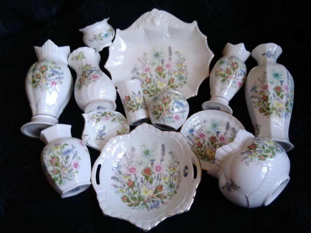 wild tudor, историческая посуда