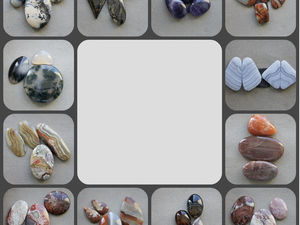 Новые камушки от 24 августа 2017г.. Ярмарка Мастеров - ручная работа, handmade.