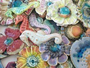 Целый хоровод новинок: Весна же! Анонс перед весенней Формулой Рукоделия. Ярмарка Мастеров - ручная работа, handmade.