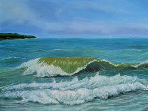 Чем полезно купание в море и океане | Ярмарка Мастеров - ручная работа, handmade