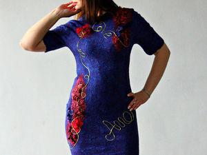 Фотоотчёт с шестого и заключительного занятия Курса по одежде Ирины Федотовой - платья. Ярмарка Мастеров - ручная работа, handmade.