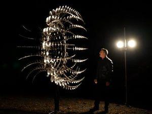 Ветер — движение: кинетические скульптуры Anthony Howe. Ярмарка Мастеров - ручная работа, handmade.