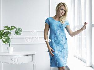 """Новинка в Магазине — платье """"Все для тебя"""". Ярмарка Мастеров - ручная работа, handmade."""