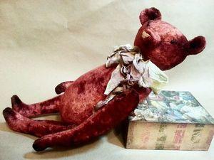 Сошью Мишку Тедди 35 см за 2800 р на заказ. Ярмарка Мастеров - ручная работа, handmade.