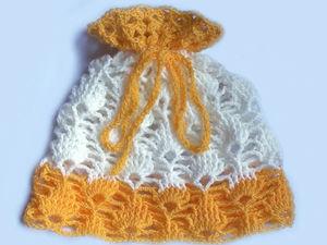 Видео мастер-класс: вяжем комплект из шапочки, снуда и митенок. Часть 1 — шапочка. Ярмарка Мастеров - ручная работа, handmade.