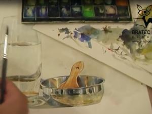 Акварельная живопись с Атанасом Мацуревым. Ярмарка Мастеров - ручная работа, handmade.