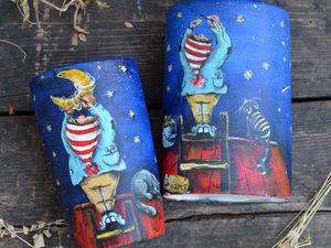 Приключения гномика Пуговки продолжаются. Ярмарка Мастеров - ручная работа, handmade.