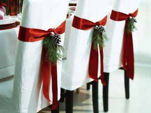 Красные акценты в новогоднем интерьере | Ярмарка Мастеров - ручная работа, handmade