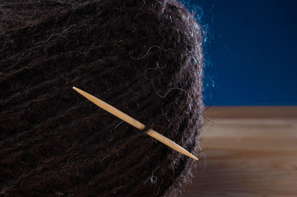 пряжа для вязания, акции магазина, шерсть ньюфа