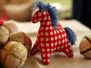 Волшебный конь. Ярмарка Мастеров - ручная работа, handmade.