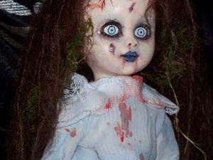 Страшные куклы. Ярмарка Мастеров - ручная работа, handmade.