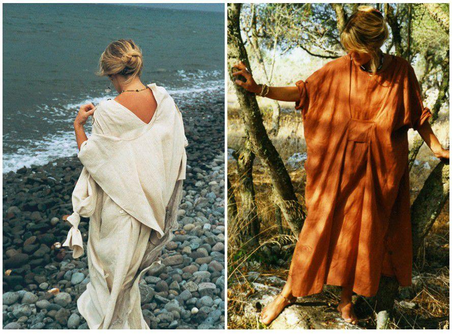Свобода вне времени, стиль вне моды. Terry Macey и Angelika Elsebach, фото № 2
