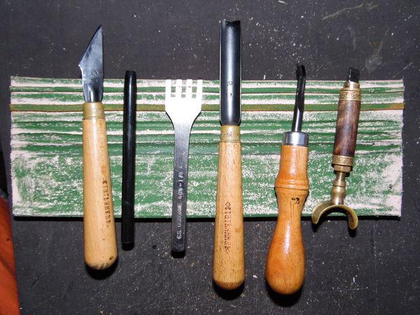 Делаем универсальный брусок для правки инструмента | Ярмарка Мастеров - ручная работа, handmade
