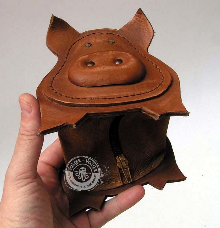 Из истории происхождения  «piggy bank», фото № 4