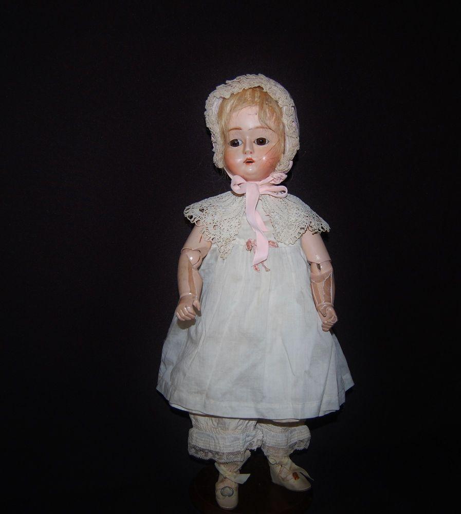 антиквварная кукла