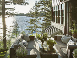 10 прекрасных домов у озера, в которых хочется жить. Ярмарка Мастеров - ручная работа, handmade.