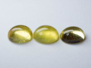 Бериллы желтые 3 лота 3,05 / 2,98 / 2,71 кар. Ярмарка Мастеров - ручная работа, handmade.