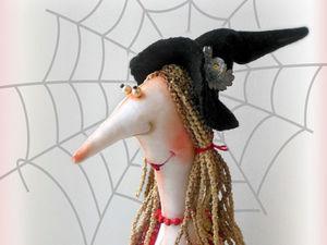 В магазине - добрая Ведьмочка.. Ярмарка Мастеров - ручная работа, handmade.