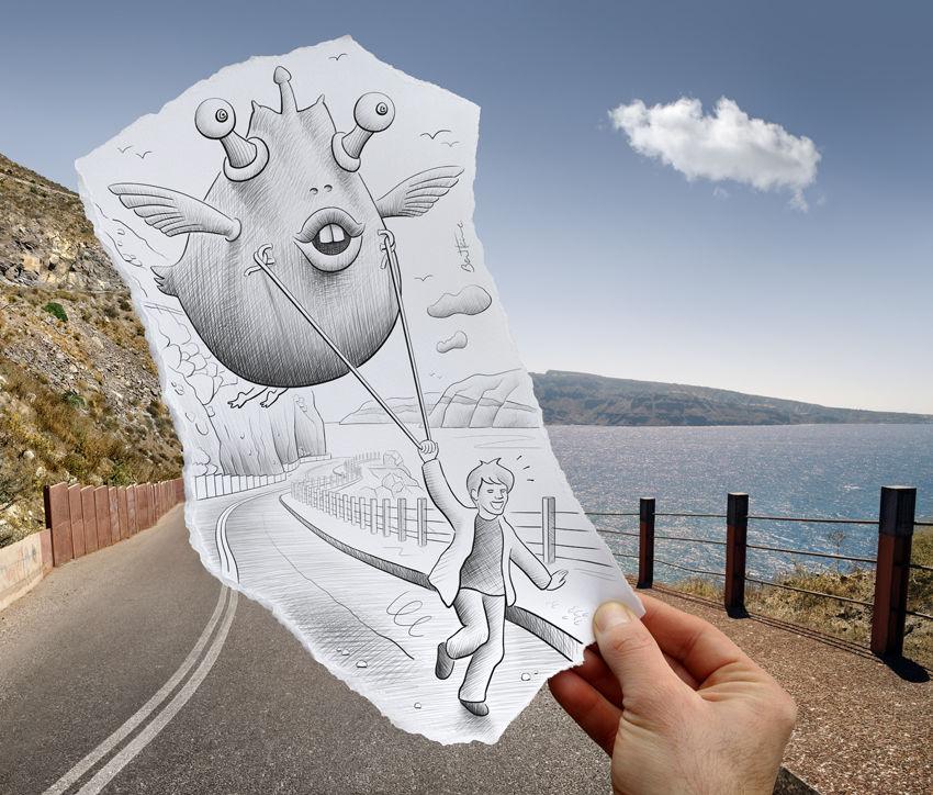 фото классных креативных рисунков для новгорода
