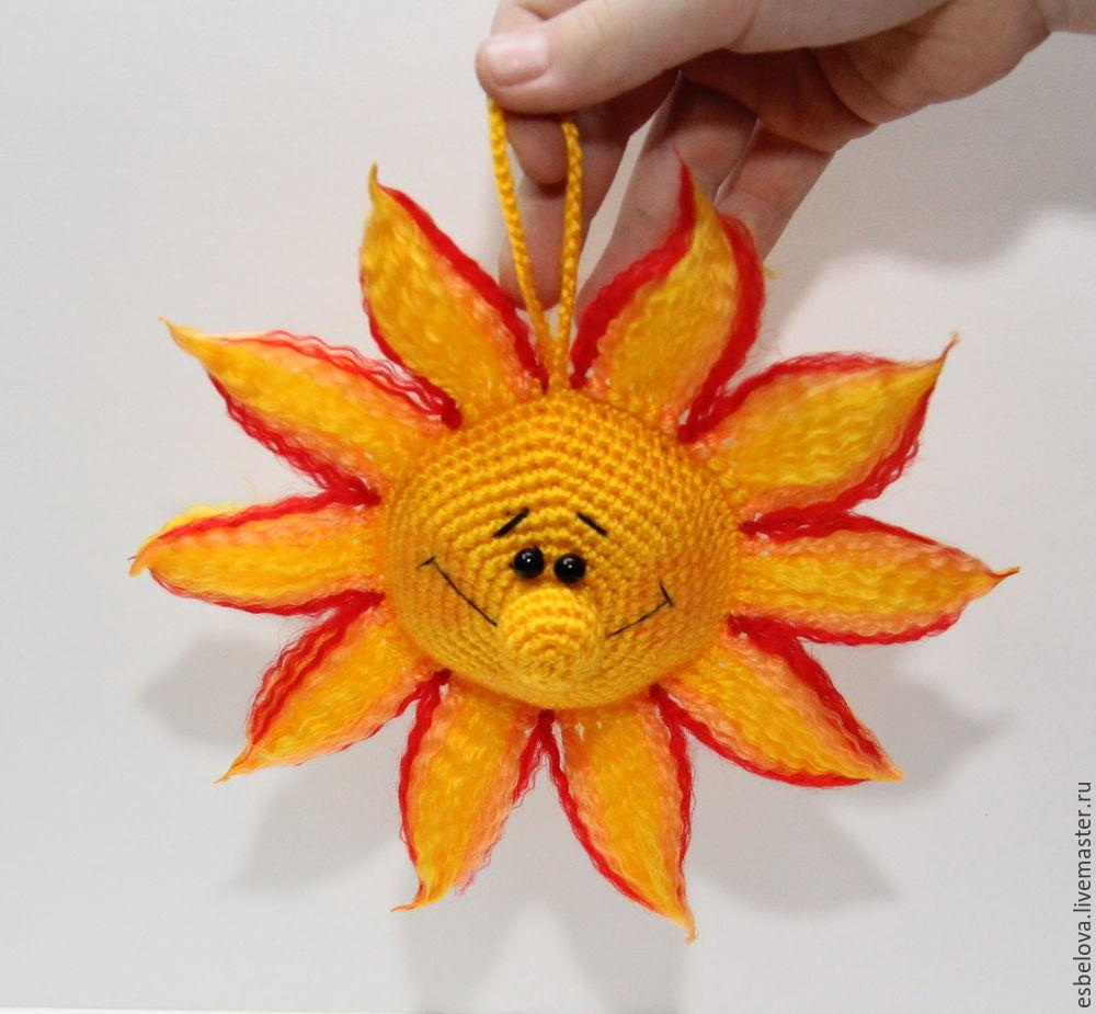 Игрушка солнце для начинающих
