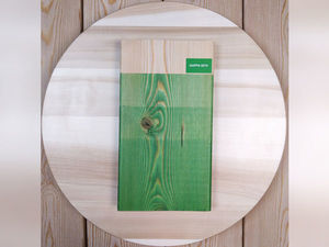 Видеокаталог цветных масел для дерева GAPPA. Цвет 0019 — Зеленый. Ярмарка Мастеров - ручная работа, handmade.
