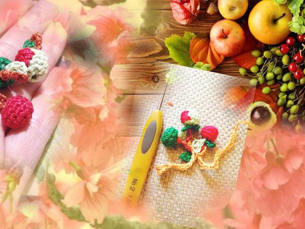 Яблочки | Ярмарка Мастеров - ручная работа, handmade