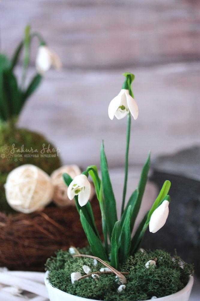 скидка, холодный фарфор, весна