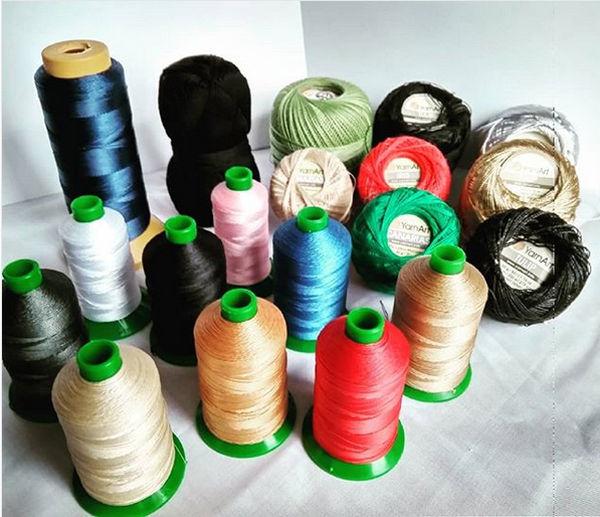 нитки для плетения