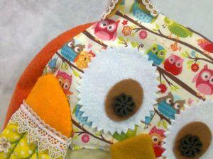 Подарки для сов ...и жаворонков.. Ярмарка Мастеров - ручная работа, handmade.