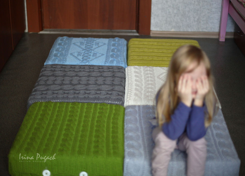подушка для пола
