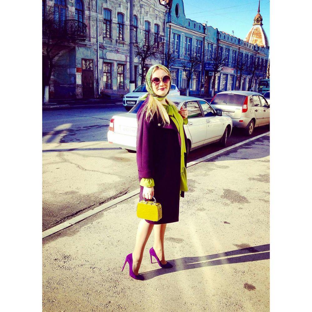 образы, с чем фиолетовые туфли, модные тенденции