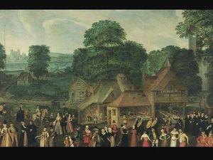 Елизаветинская Англия: как шопоголик деньги тратил, жемчуга фрейлин и кое-что еще. Ярмарка Мастеров - ручная работа, handmade.