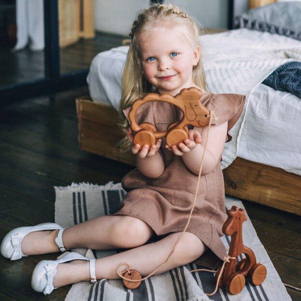 игрушки для детей, игрушки-каталки, деревянные игрушки, эко игрушки, подарок девочке