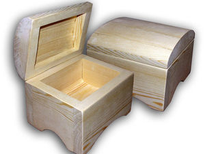 Распродажа сундуков из массива   Ярмарка Мастеров - ручная работа, handmade