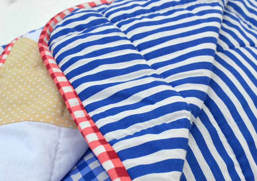 лоскутное одеяло, подарок на день рождения