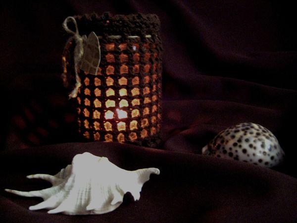 Декоративный подсвечник | Ярмарка Мастеров - ручная работа, handmade