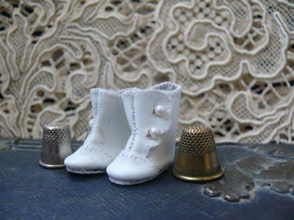 Миниатюрная обувь | Ярмарка Мастеров - ручная работа, handmade