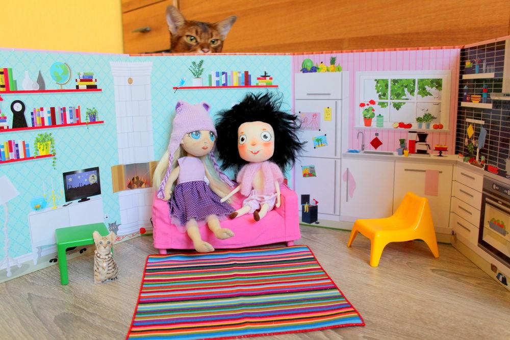 Наши куклы. Коллекция часть 2., фото № 12