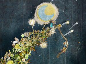 Через тернии к звездам, или Чудесные трехмерные диорамы Soyeon Kim. Ярмарка Мастеров - ручная работа, handmade.