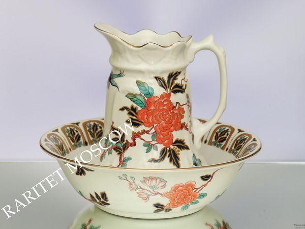 Туалетный набор кувшин блюдо James Kent Англия 16 | Ярмарка Мастеров - ручная работа, handmade