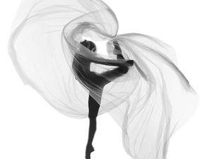 Застывшая красота в движении: изящный мир балета. Ярмарка Мастеров - ручная работа, handmade.