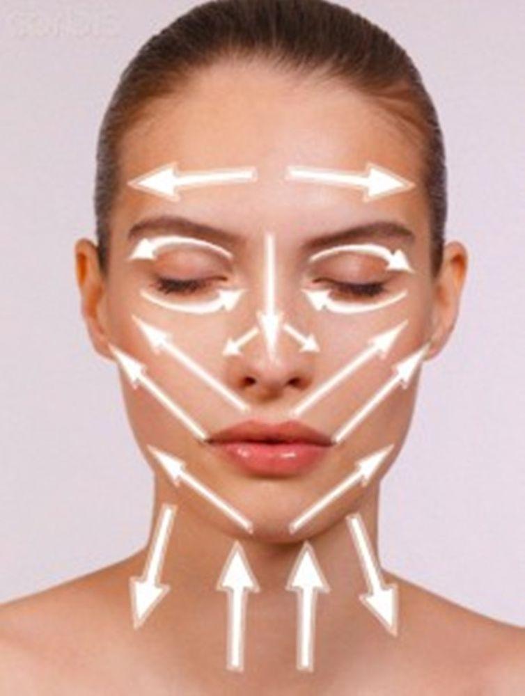 Как наносить увлажняющий крем на лицо