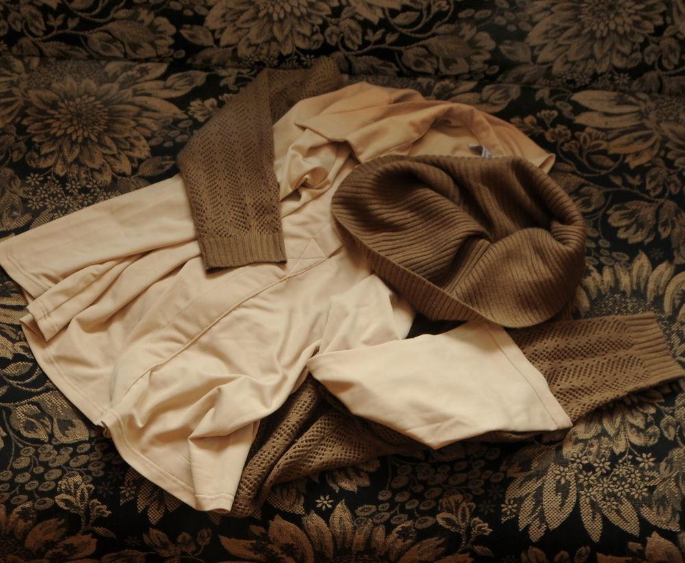переделка, блуза бохо