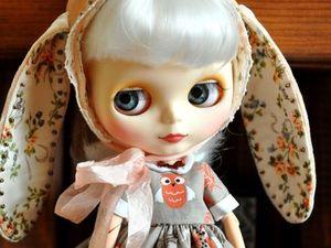 Кукла Блайз. Преображение.. Ярмарка Мастеров - ручная работа, handmade.