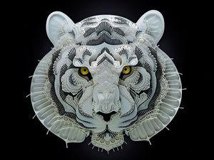 В мире бумажных животных: редкие виды в работах Patrick Cabral. Ярмарка Мастеров - ручная работа, handmade.