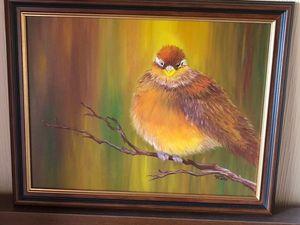 Всем любителям птичек — посвящается! а у кого Птичья фамилия — Огромное преимущество— 50%!. Ярмарка Мастеров - ручная работа, handmade.