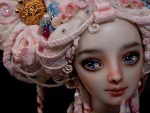 Чувственные куклы Марины Бычковой: процесс их создания, удивительные фотографии кукол и мысли мастера. Ярмарка Мастеров - ручная работа, handmade.