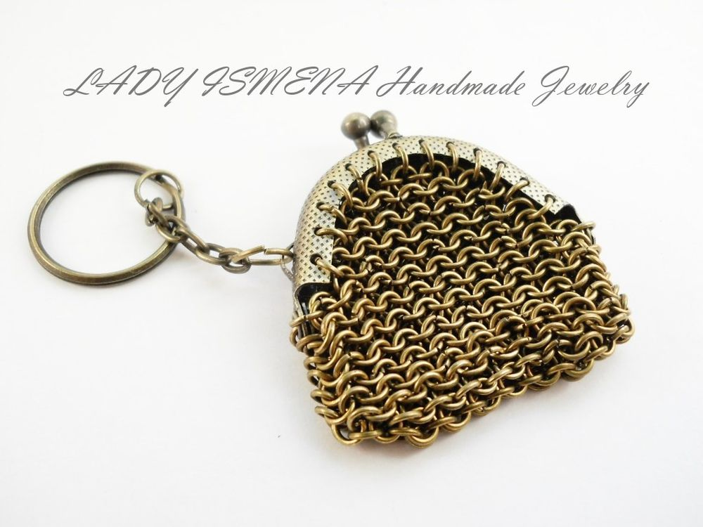 мастеркласс, chainmaille my heart