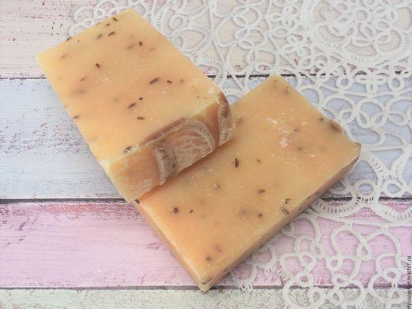 Мыло-скраб c нуля Лемонграсс снова в продаже! | Ярмарка Мастеров - ручная работа, handmade