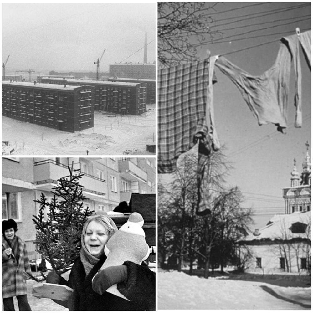 Когда-то, в волшебных московских декабрях, фото № 14